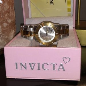 Women's Invicta Angel watch model no 19256